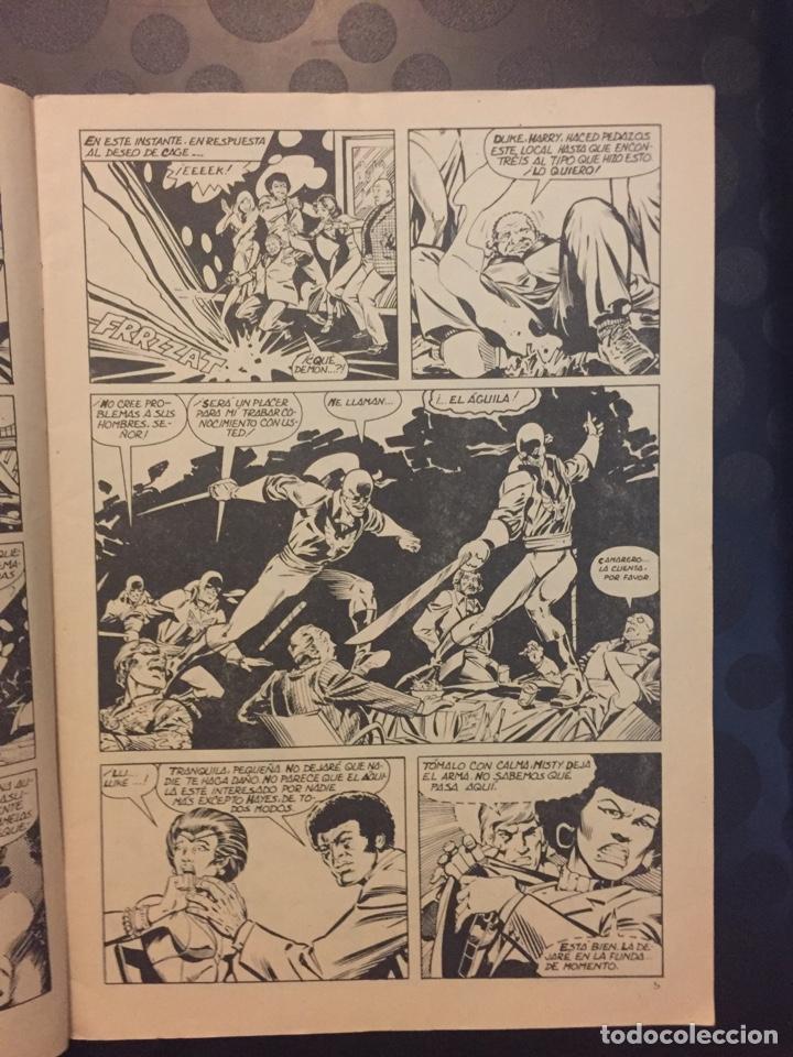 Cómics: POWER MAN VOL.1 N.19 . EL ÀGUILA HA ATERRIZADO . ( 1977/1981 ). - Foto 3 - 194247017