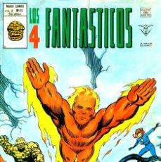 Cómics: LOS 4 FANTÁSTICOS V3-25 (VERTICE). Lote 194247061