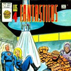 Cómics: LOS 4 FANTÁSTICOS V3-23 (VERTICE). Lote 194247097