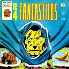 Cómics: LOS 4 FANTÁSTICOS V3-22 (VERTICE). Lote 194247142
