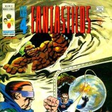Cómics: LOS 4 FANTÁSTICOS V3-17 (VERTICE). Lote 194247407