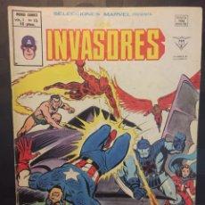Cómics: SELECCIONES MARVEL VOL.1 N.45 . LOS INVASORES . APLASTADOS POR LA CRUZ DE HIERRO . ( 1977/1981 ).. Lote 194248715