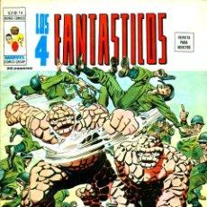 Cómics: LOS 4 FANTÁSTICOS V2-16 (VERTICE). Lote 194249677