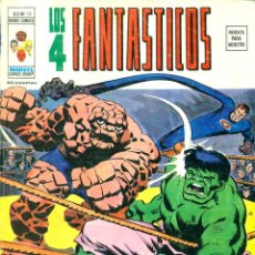 Cómics: LOS 4 FANTÁSTICOS V2-15 (VERTICE). Lote 194249721