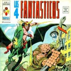 Cómics: LOS 4 FANTÁSTICOS V2-14 (VERTICE). Lote 194249781