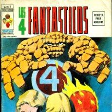 Cómics: LOS 4 FANTÁSTICOS V2-8 (VERTICE). Lote 194249855