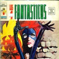 Cómics: LOS 4 FANTÁSTICOS V2-1 (VERTICE). Lote 194249861