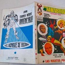 Cómics: COMIC: LOS 4 FANTASTICOS Nº 15. LAS HUESTES DEL MAL. Lote 194253511