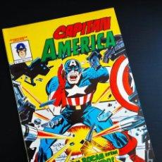 Cómics: DE KIOSCO CAPITAN AMERICA 3 VERTICE. Lote 194285347