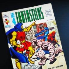 Cómics: BASTANTE NUEVO LOS 4 FANTASTICOS 11 VERTICE VOL II. Lote 194289147