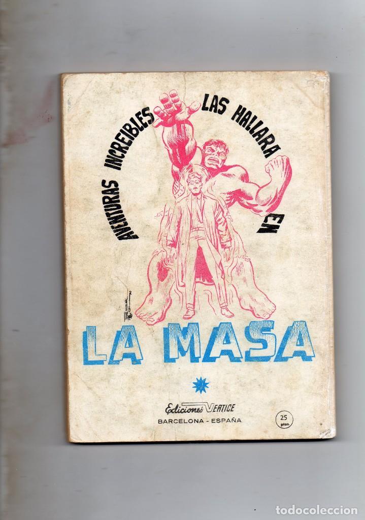 Cómics: COMIS VERTICE 1970 DAN DEFENSOR VOL1 Nº 12 ( NORMAL ESTADO ) - Foto 2 - 194308263