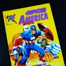 Cómics: MUY BUEN ESTADO CAPITAN AMERICA 3 LINEA 83 VERTICE. Lote 194318496