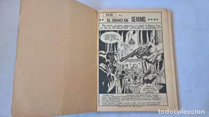 Cómics: COMIC: KA-ZAR Nº 6. EL SIGNO DE GEMINIS - Foto 2 - 194333362