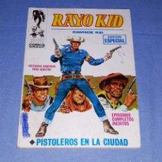 Cómics: RAYO KID Nº 9 VERTICE TACO ORIGINAL AÑO 1971 MUY DIFICIL. Lote 194334416