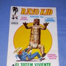 Cómics: RAYO KID Nº 10 VERTICE TACO ORIGINAL AÑO 1971 MUY DIFICIL. Lote 194334773