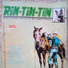 Cómics: RIN TIN TIN-VÉRTICE-Nº 15 -¡CONFEDERADOS!-1972-GRAN RICARDO BEYLOC-J.KIRBY-REGULAR-DIFÍCIL-LEAN-3093. Lote 194335210