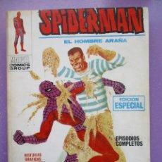 Cómics: SPIDERMAN Nº 2 VERTICE TACO, 1ª EDICION ¡¡¡¡¡¡¡ BUEN ESTADO !!!!!. Lote 194350970