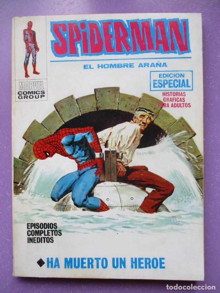 SPIDERMAN Nº 20 VERTICE TACO, 1ª EDICION ¡¡¡¡¡¡¡ BUEN ESTADO !!!!! (Tebeos y Comics - Vértice - V.1)
