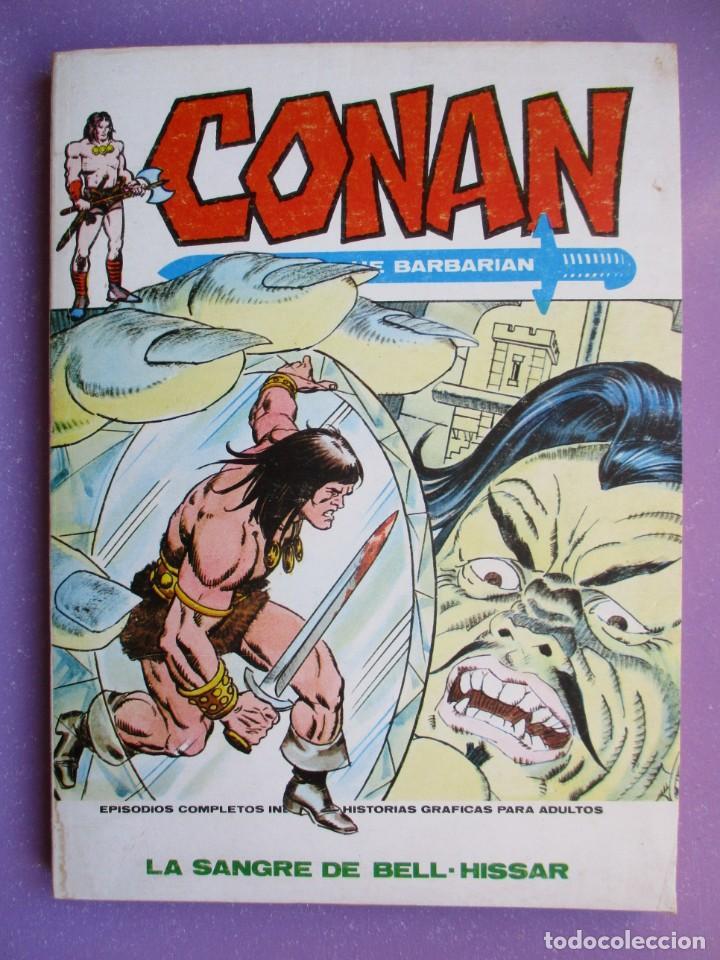 CONAN Nº 14 VERTICE TACO ¡¡¡¡ BUEN ESTADO !!!!!! (Tebeos y Comics - Vértice - V.1)