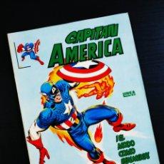 Cómics: EXCELENTE ESTADO CAPITAN AMERICA 2 VERTICE LINEA SURCO. Lote 194383103