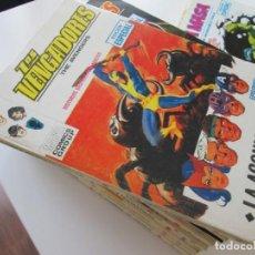 Cómics: (VERTICE -V.1) LOS VENGADORES -Nº. 20 - MBE.-. Lote 194384233