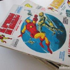 Cómics: (VERTICE -V.1) EL HOMBRE DE HIERRO - Nº: 19 - MBE.-. Lote 194385468