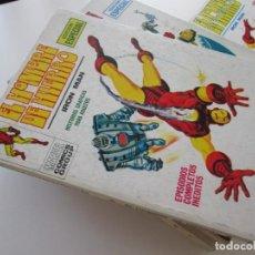 Cómics: (VERTICE -V.1) EL HOMBRE DE HIERRO - Nº: 17 - MBE.-. Lote 194385932
