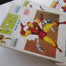 Cómics: (VERTICE -V.1) EL HOMBRE DE HIERRO - Nº. 18- EXCELENTE!!. Lote 194386350