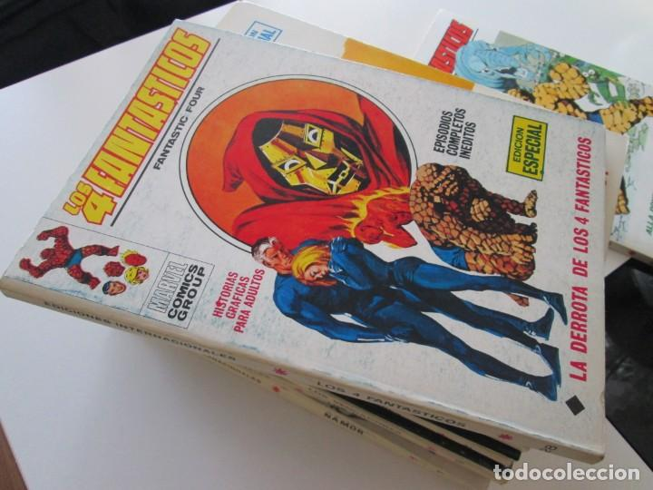 (VERTICE -V.1) LOS 4 FANTASTICOS - Nº: 28 - MBE.- (Tebeos y Comics - Vértice - V.1)