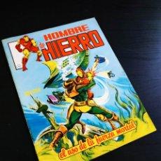 Cómics: CASI EXCELENTE ESTADO EL HOMBRE DE HIERRO 7 VERTICE LINEA SURCO. Lote 194394335