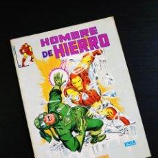 Cómics: CASI EXCELENTE ESTADO EL HOMBRE DE HIERRO 5 VERTICE LINEA 83. Lote 194395340