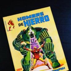 Cómics: EXCELENTE ESTADO EL HOMBRE DE HIERRO 4 VERTICE LINEA 83. Lote 194395636