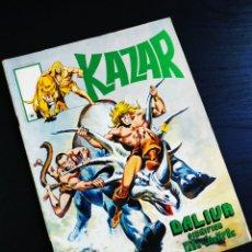 Cómics: MUY BUEN ESTADO KAZAR 8 VERTICE LINEA SURCO KA-ZAR. Lote 194397367