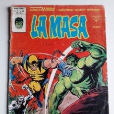 Cómics: LA MASA NUM 40 VOLUMEN 3. VERTICE. Lote 194476192
