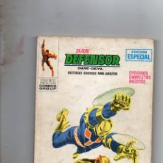 Cómics: COMIC VERTICE 1970 DAN DEFENSOR VOL1 Nº 19 NORMAL ESTADO. Lote 194498425