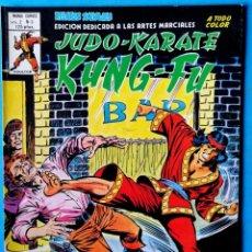 Cómics: RELATOS SALVAJES - JUDO - KARATE - KUNG-FU VOL.2 Nº 3 - !RÍO DE MUERTE ! VÉRTICE ''MUY BUEN ESTADO''. Lote 194499815