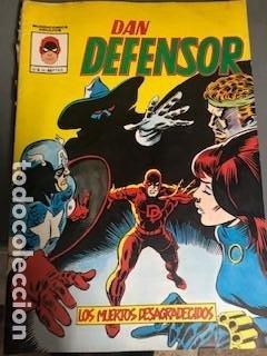 DAREDEVIL MUNDICOMICS 2-4-5-6 (Tebeos y Comics - Vértice - Dan Defensor)
