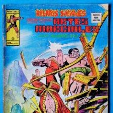 Cómics: RELATOS SALVAJES - ARTES MARCIALES Nº 30 ¡EL HECHIZO DE LA ARAÑA! - VÉRTICE 1975 . Lote 194512991