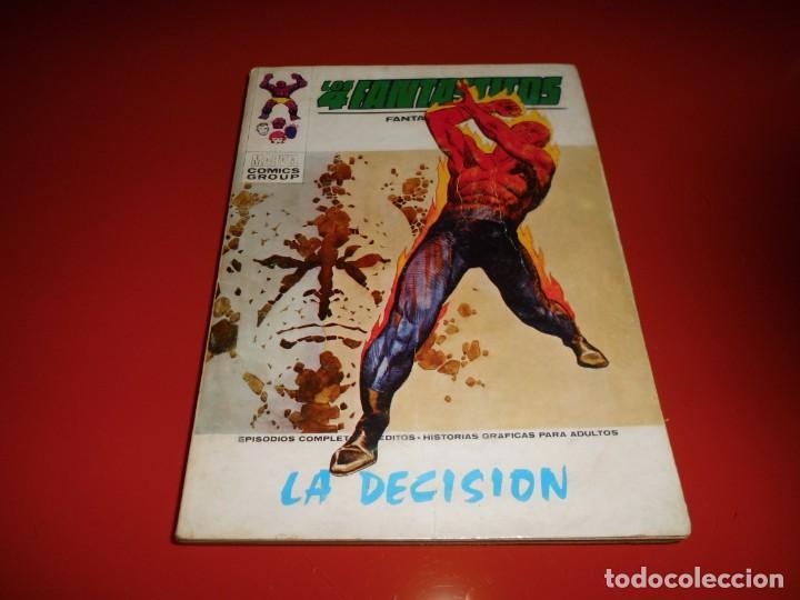 LOS 4 FANTASTICOS VOL. 1 Nº 53 - VERTICE (Tebeos y Comics - Vértice - 4 Fantásticos)