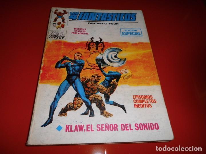 LOS 4 FANTASTICOS VOL. 1 Nº 27 - VERTICE (Tebeos y Comics - Vértice - 4 Fantásticos)