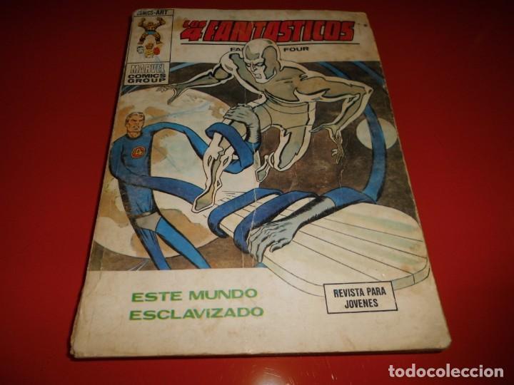 LOS 4 FANTASTICOS VOL. 1 Nº 61 - VERTICE (Tebeos y Comics - Vértice - 4 Fantásticos)