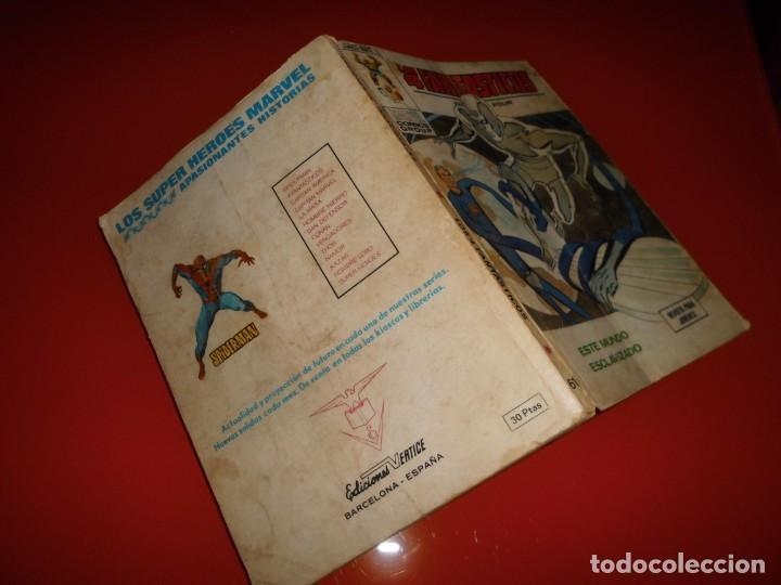 Cómics: Los 4 fantasticos vol. 1 nº 61 - vertice - Foto 2 - 194526103