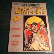 Cómics: LA TUMBA DE DRACULA. V2- Nº 7. MUNDICOMICS. VERTICE. (M-4). Lote 194543498