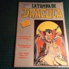 Cómics: LA TUMBA DE DRACULA. V2-Nº 7. MUNDICOMICS. VERTICE. (M-4). Lote 194543571
