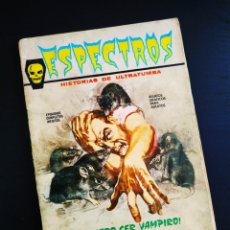 Cómics: NORMAL ESTADO ESPECTROS 5 VERTICE. Lote 194599368