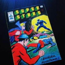 Cómics: MUY BUEN ESTADO SUPER STARS 6 VERTICE. Lote 194602301