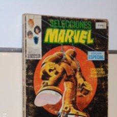Cómics: SELECCIONES MARVEL Nº 8 EL MONSTRUO DEL PLANETA X - VERTICE VOLUMEN 1. Lote 194605841