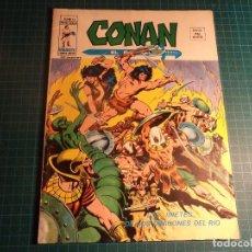 Cómics: CONAN. V2-Nº 14. VERTICE. (M-4). Lote 194616091