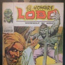 Cómics: EL HOMBRE LOBO N.4 LA FERIA DEL HORROR . EDICIONES INTERNACIONALES . ( 1973/1974 ).. Lote 194630456