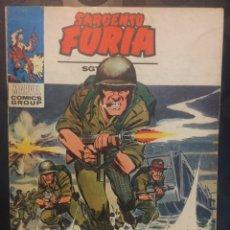 Cómics: SARGENTO FURIA VOL.1 N.25 INVASIÓN . EDICIONES INTERNACIONALES . ( 1972/1974 ).. Lote 194631266